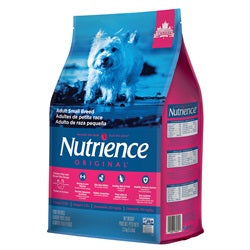Nutrience Original Adult Small Breed - Chicken Meal with Brown Rice Recipe