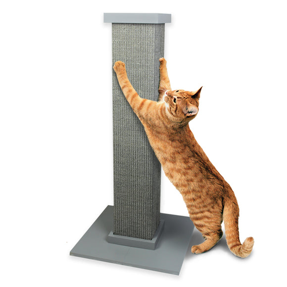 Ultimate Scratching Post in Gray