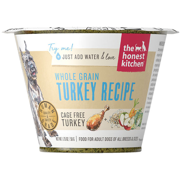 Whole Grain Turkey Dehydrated Dog Food
