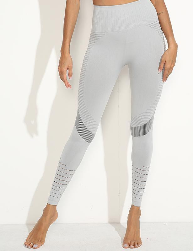 Seamless Compression Workout Tights Leggings