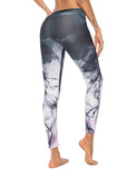 Stylish Tie-Dye Leggings for Women