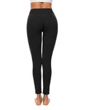 Women Solid Color Butt Lift Yoga Pant
