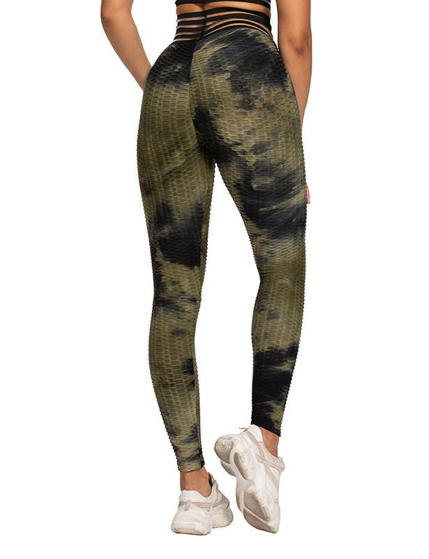 Upgraded Camouflage Butt Lifting Leggings