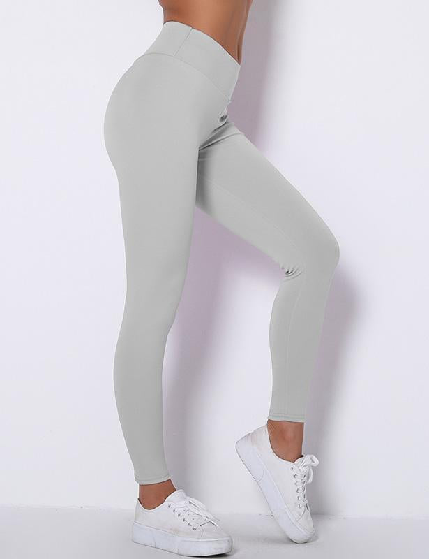 Women's Workout Gym Ruched Booty Leggings