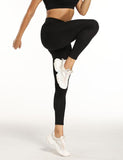 High Waist Workout Pants with Pockets