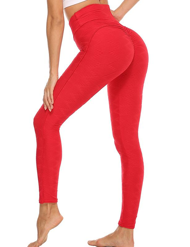 Ruched Workout Butt Lift Pants