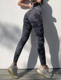 Stylish Camouflage Leggings for Women
