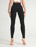 Womens Seamles Yoga Legging High Waist Workout Tights