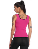 Neoprene Sauna Sweat Open Bust Vest