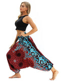 Boho Harem Ultra-Loose Yoga Pants for Women
