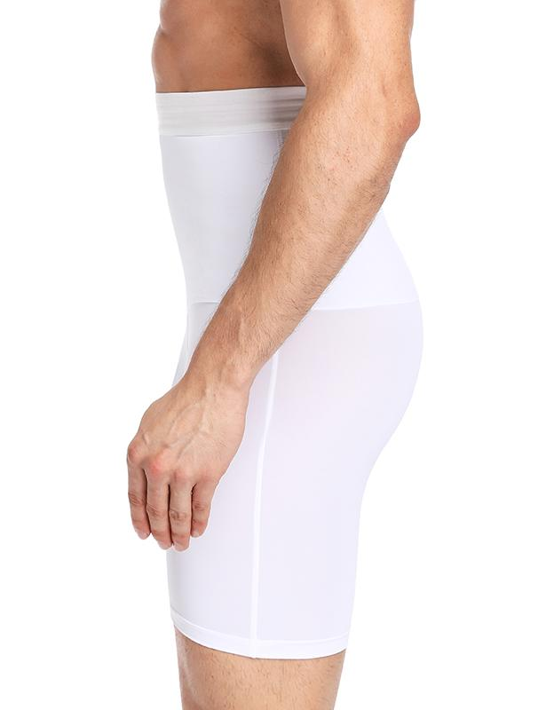 High Waist Stomach Shaper with Boxer Brief