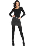 High Waist Shaping Tights