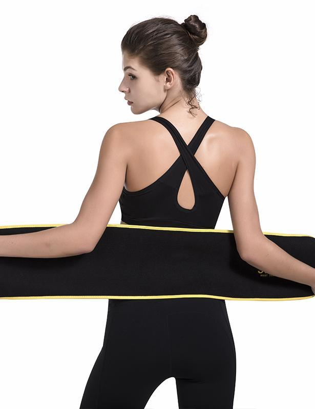 Sweat Waist Trimmer Belt