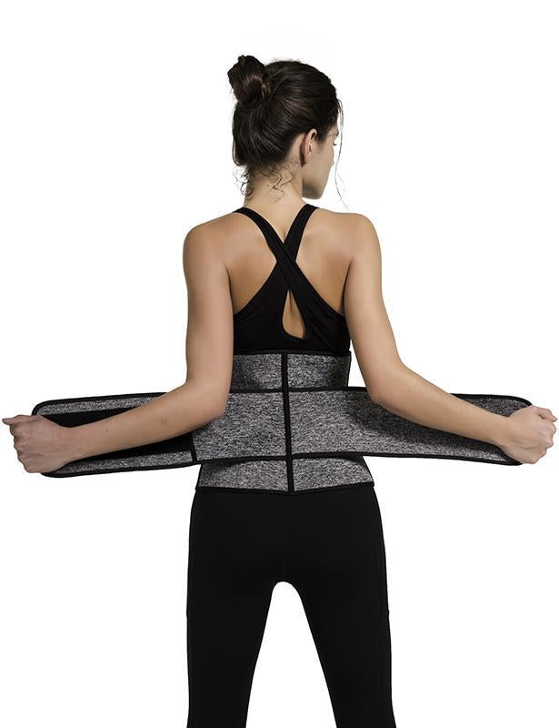 Sauna Sweat Waist Trainer with High Compression