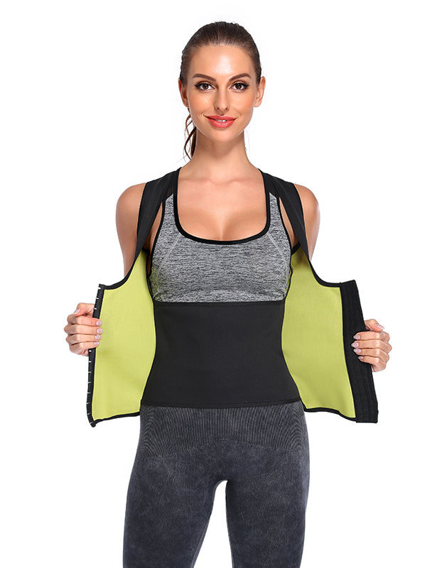 Neoprene Double-layer Sauna Sweat Vest