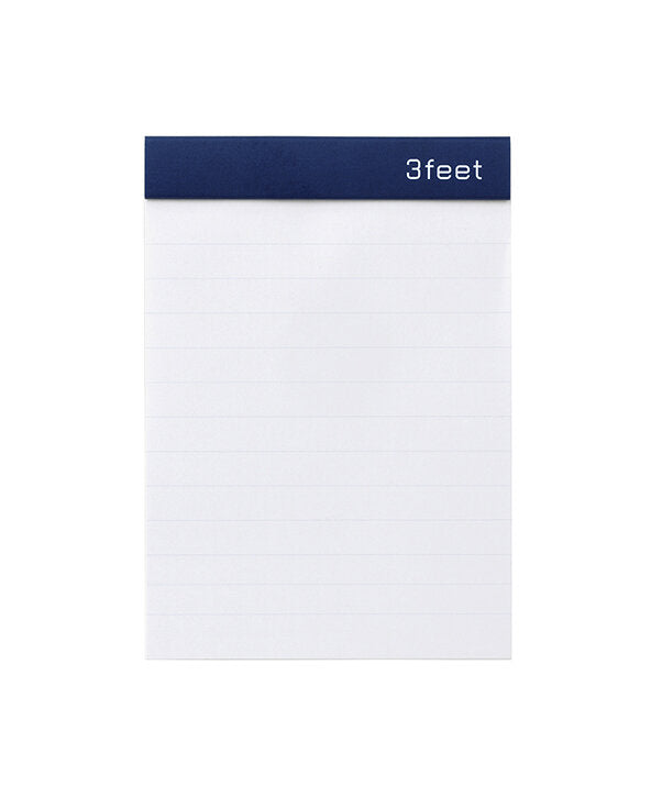 Maruman 3FT Notepad - M.Lovewell