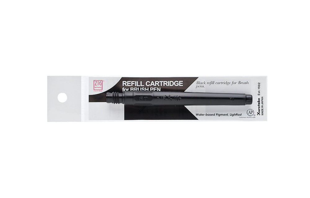 Kuretake No. 22 & 24 Brush Pen Refill