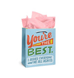 You are the Best Gift Bag - M.Lovewell