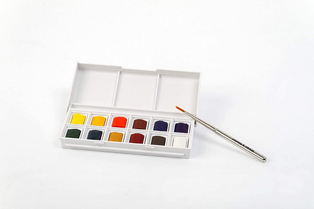 Winsor & Newton Cotman Pocket Water Colours - M.Lovewell