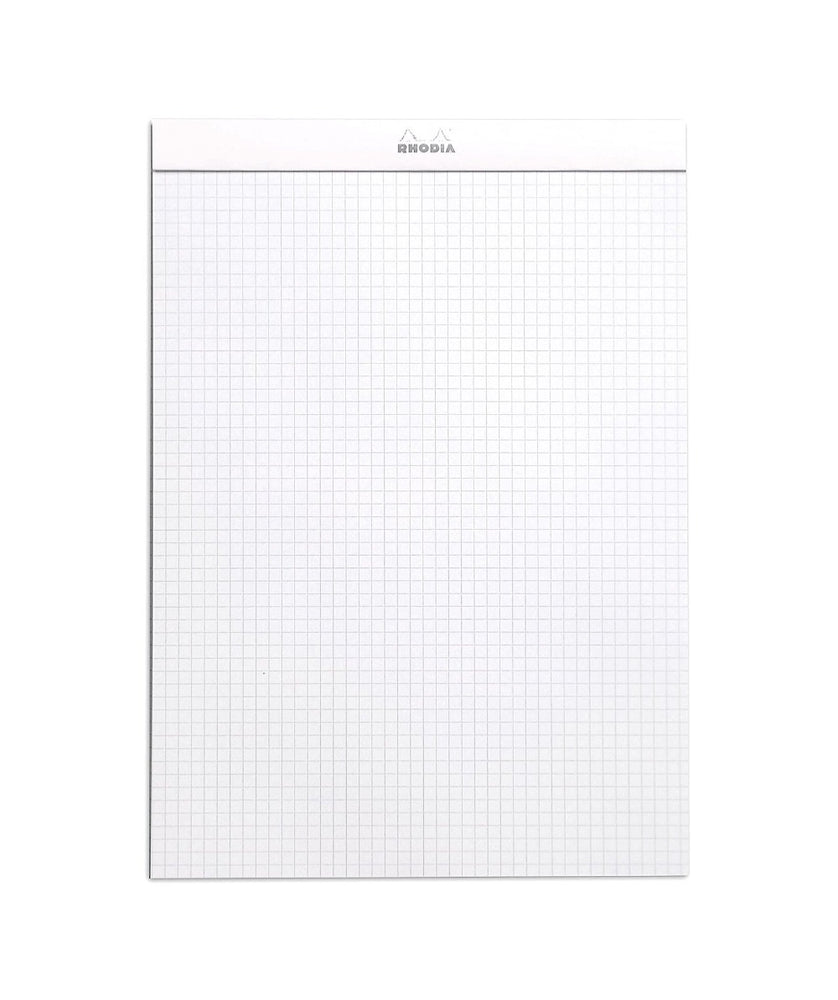 Rhodia Ice Grid Notepad - M.Lovewell