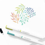Archer & Olive Acrylograph Pens 3.0 mm Tip - Jewel - M.Lovewell