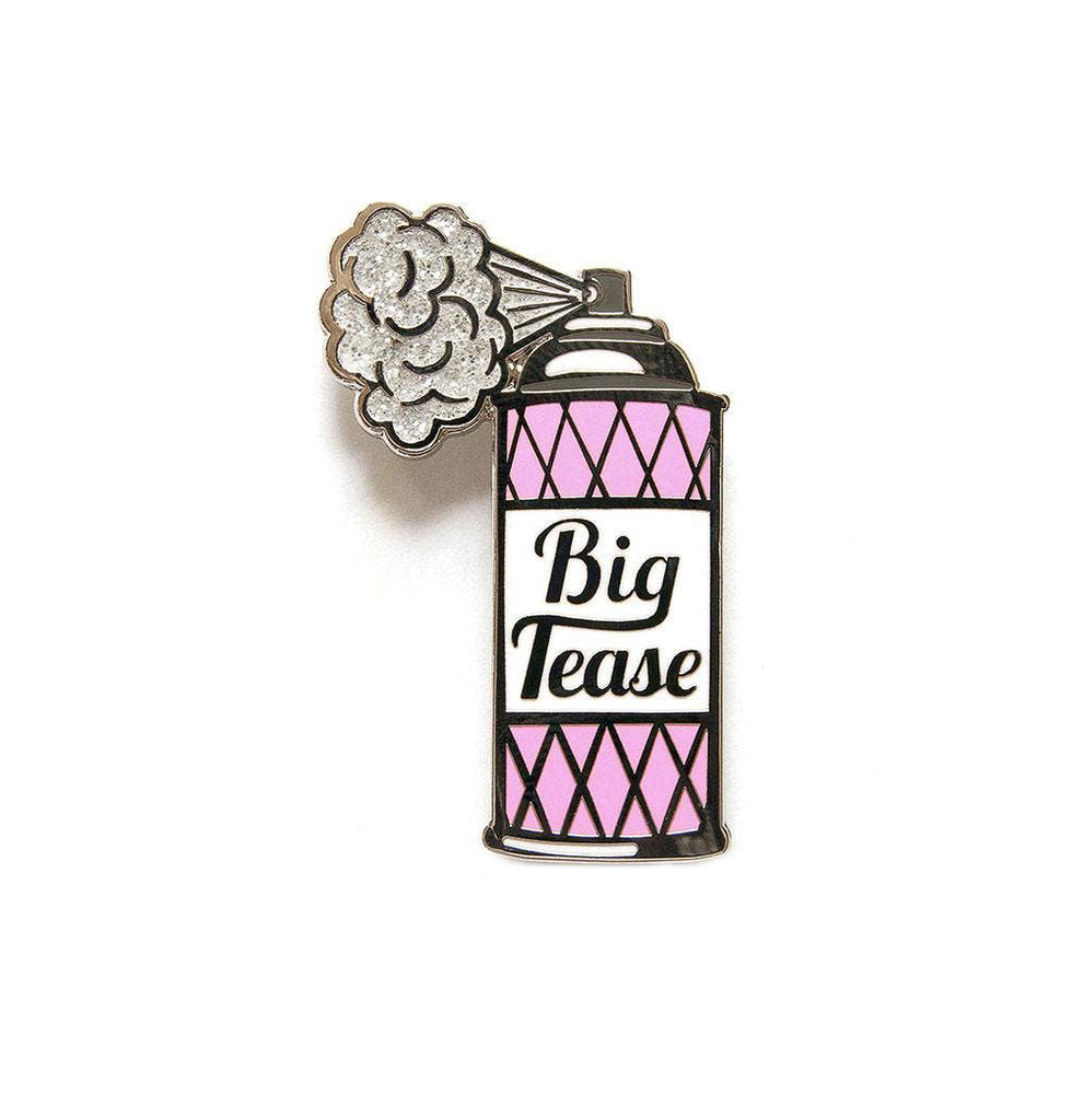 Big Tease Enamel Pin