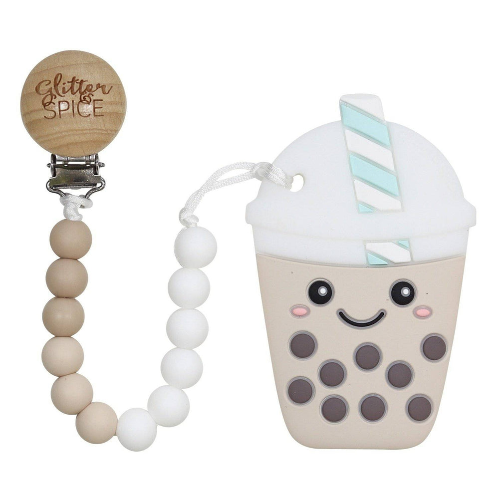 Boba Teether with Clip