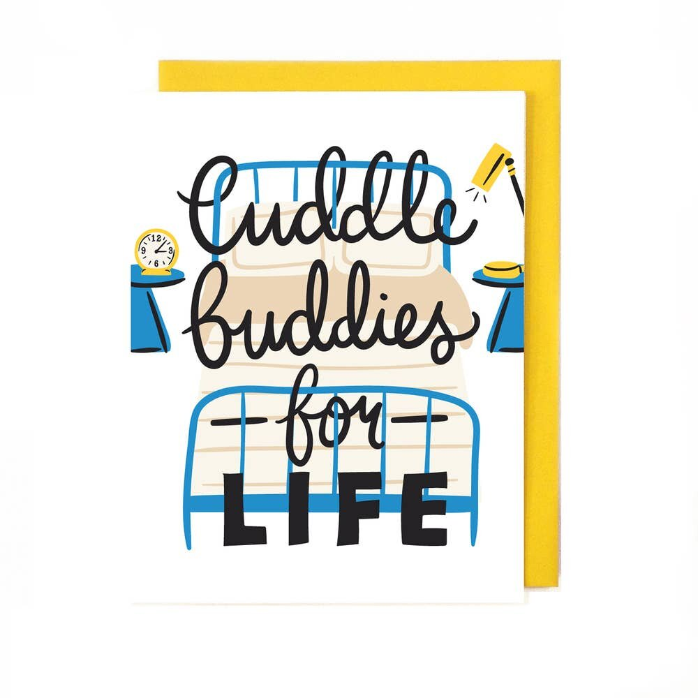 Cuddle Buddies Card