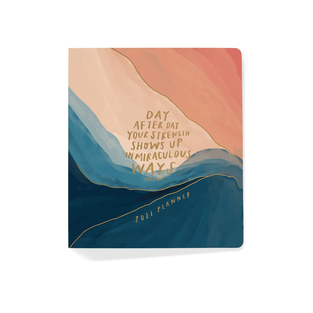 Day by Day 17 Month Planner