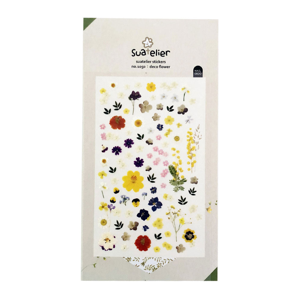 Deco Flower Stickers