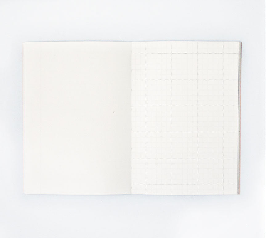 Flat Lay A6 Notebook - M.Lovewell