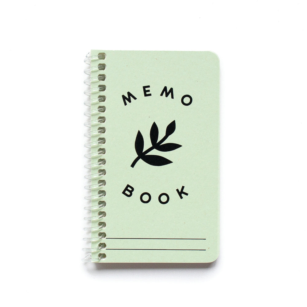 Fern Mini Memo Book
