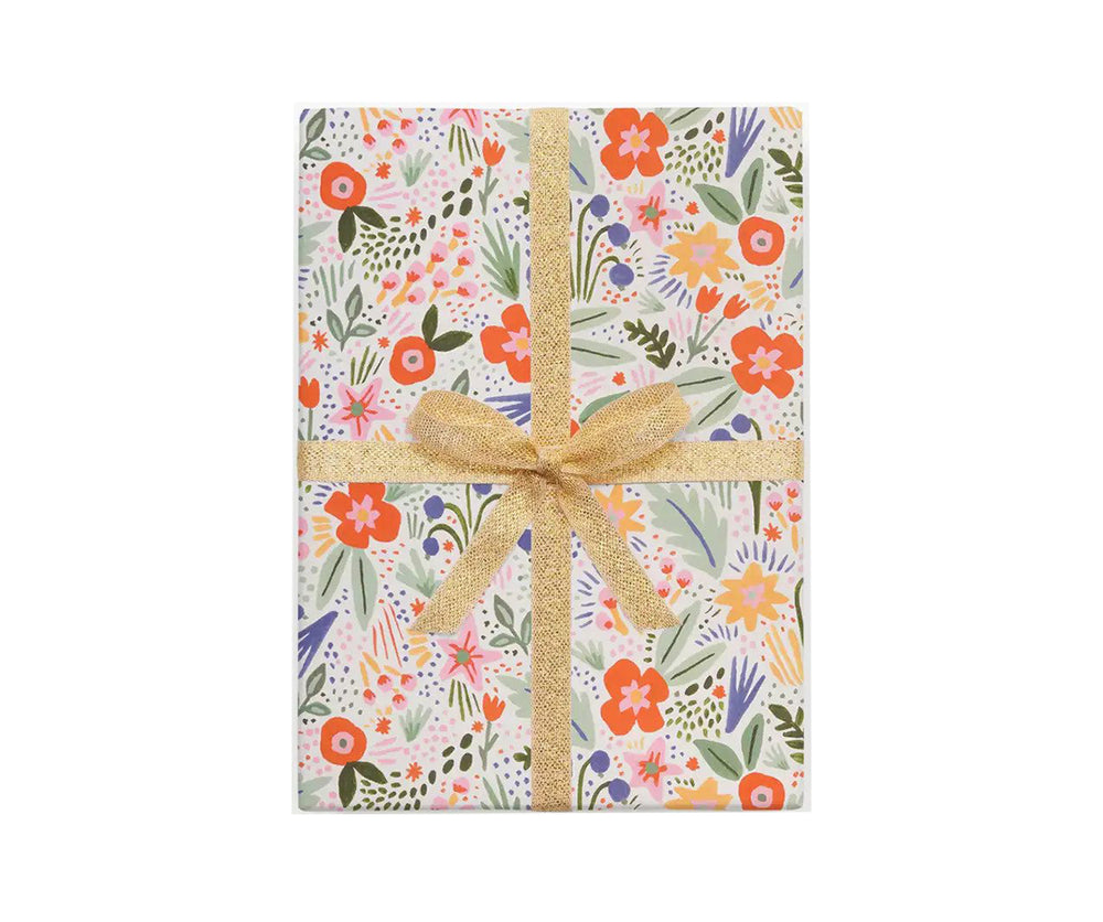 Fiesta Gift Wrap Sheet