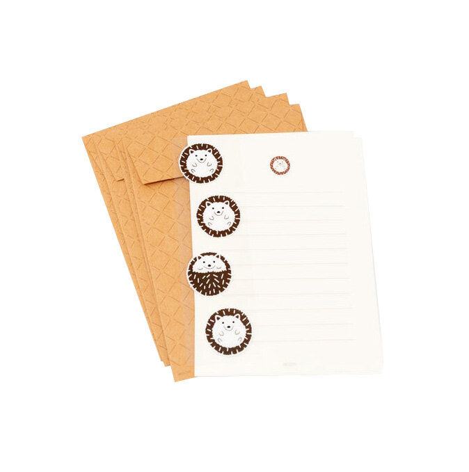 Hedgehog Letter Set - M.Lovewell