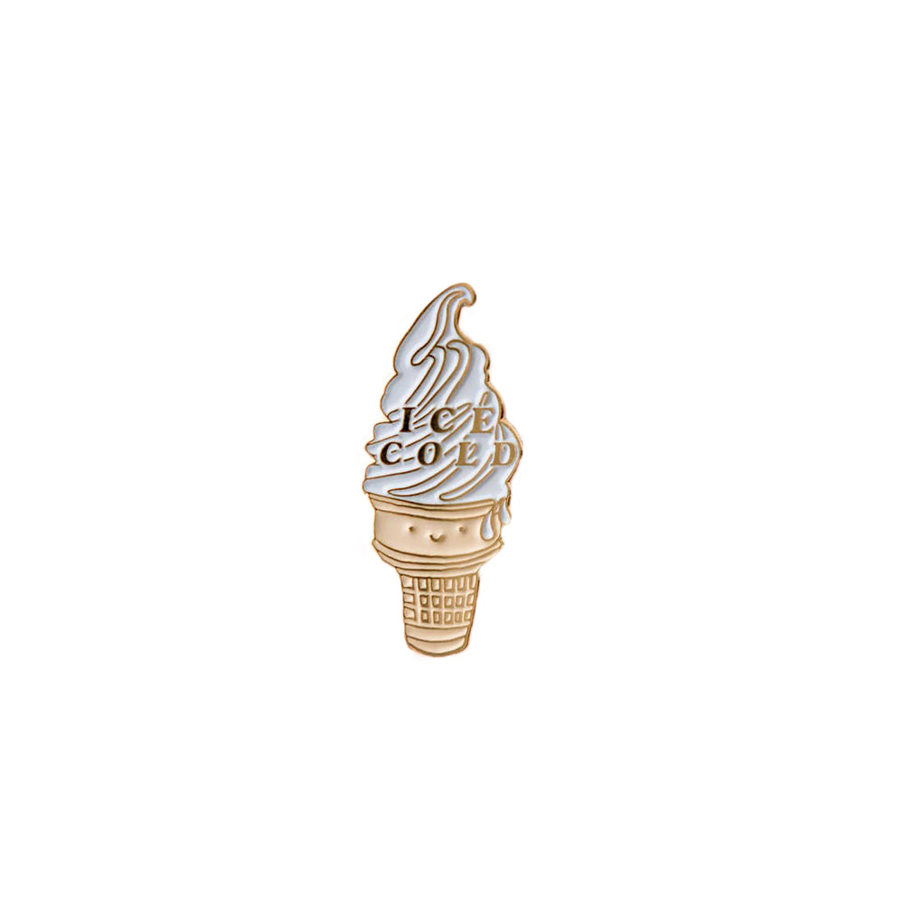 Ice Cold Enamel Pin