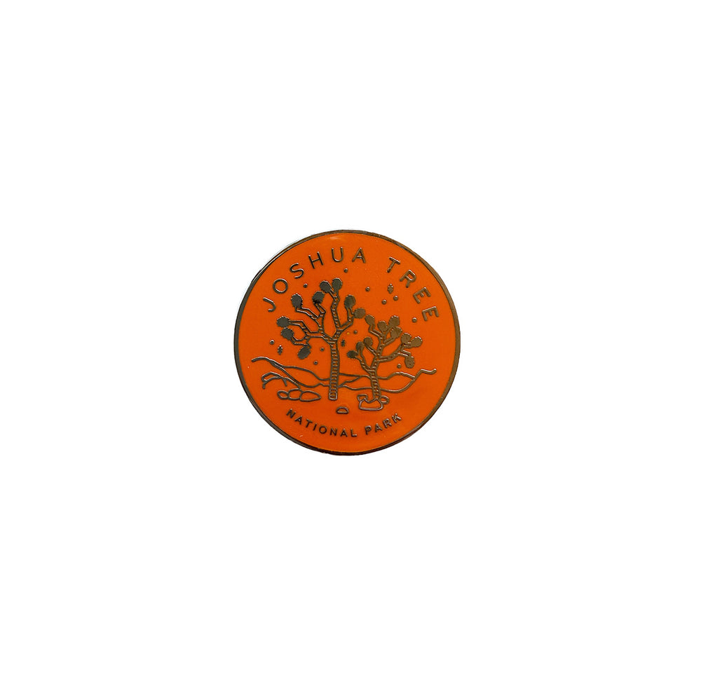 Joshua Tree Enamel Pin