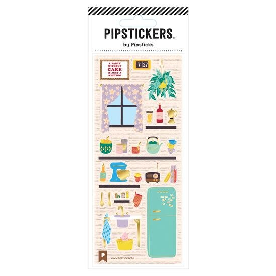 Kitchenette Stickers - M.Lovewell