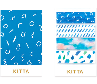 Kitta Washi Masking Tape - Vidro