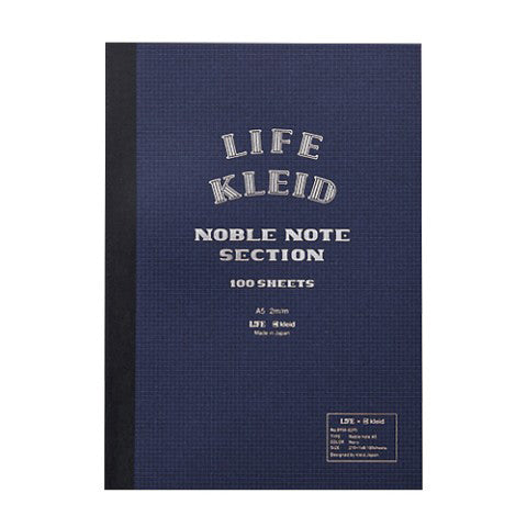 Life Kleid Noble Note Section - White Pages - M.Lovewell