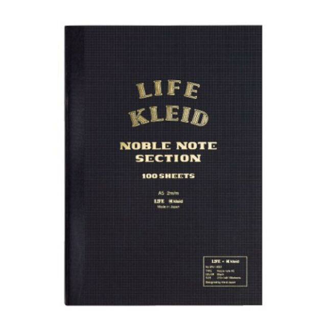 Life Kleid Noble Note Section - M.Lovewell