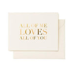 All of Me Card - M.Lovewell