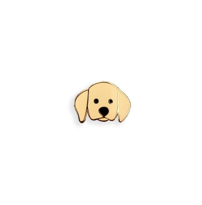 Labrador Dog Enamel Pin