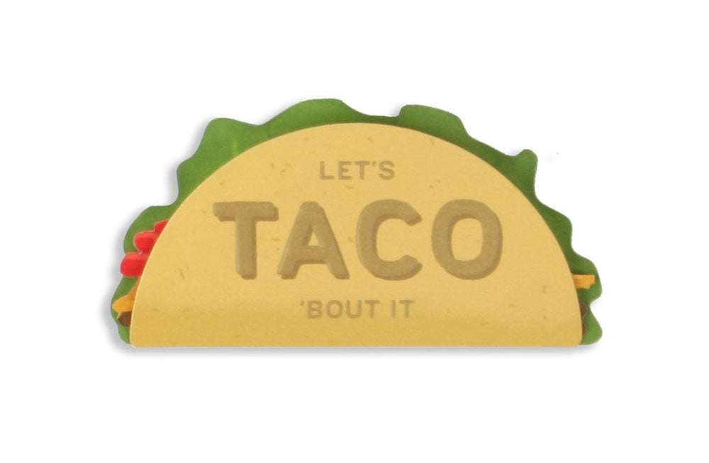 Let's Taco 'Bout It Card - M.Lovewell
