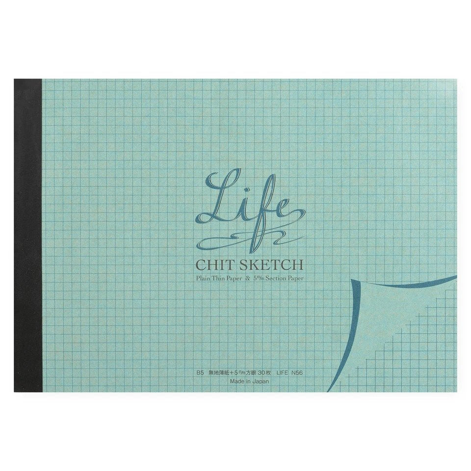 Life Stationery Chit Sketch - M.Lovewell