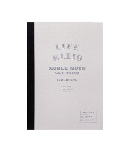 Life Kleid Noble Note Section - White - M.Lovewell