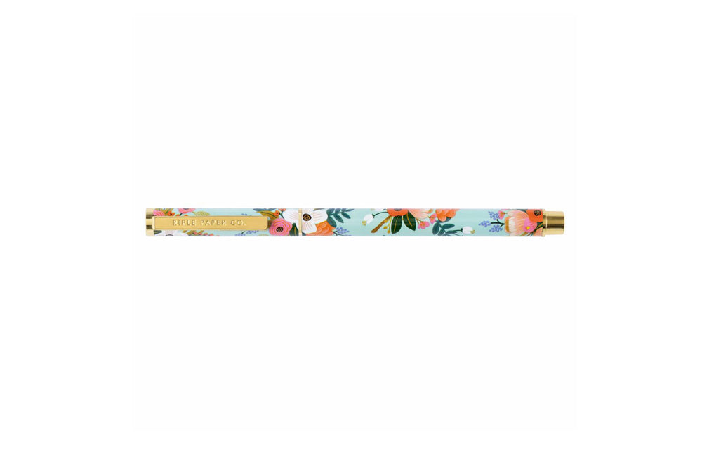 Lively Floral Pen - M.Lovewell