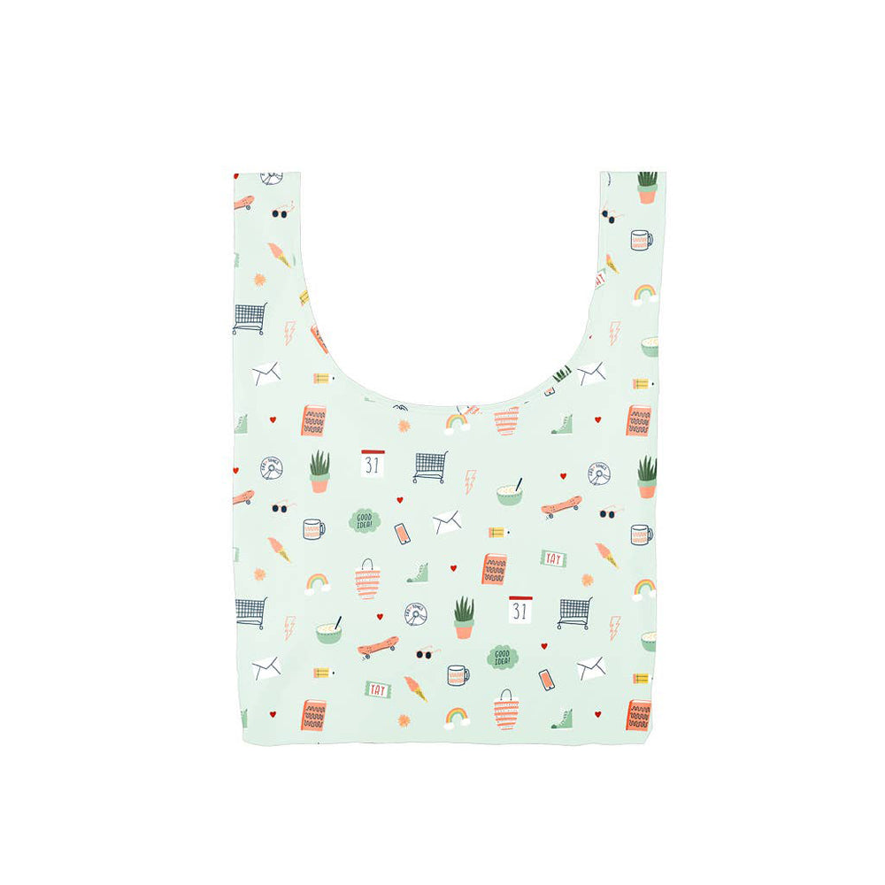 Twist & Shout Reusable Bag - Medium