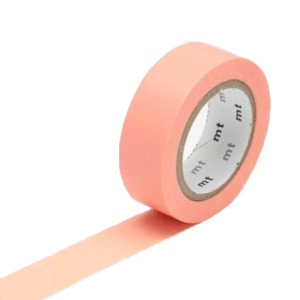 MT Coral Pink Washi Tape