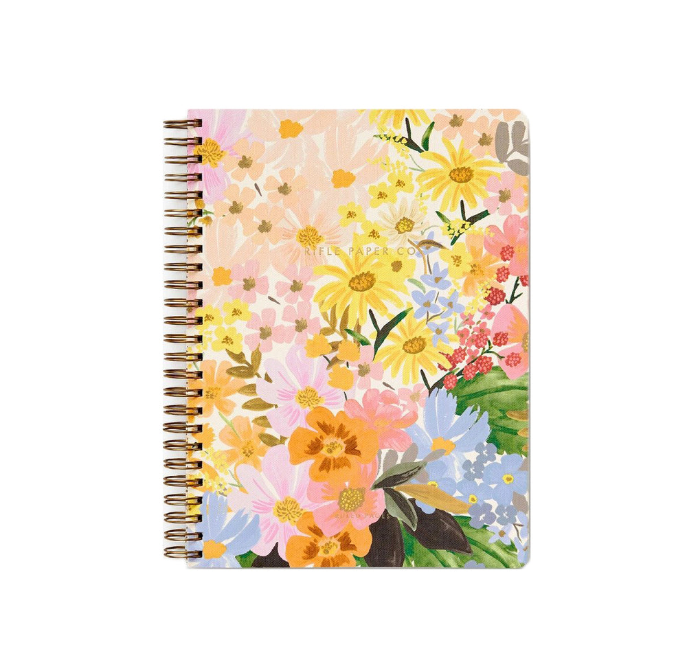 Marguerite Spiral Notebook