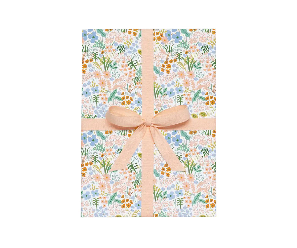 Meadow Pastel Gift Wrap Sheet